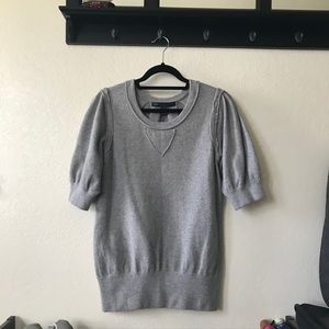Marc by Marc Jacobs grey wool sweater